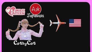 Cathy Cat, Ask Japanese and Kawaii Pateen are coming to America's Anime Matsuri Convention