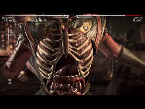 Mortal Kombat X All X Rays [1080p HD] MKX All X Ray