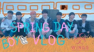 download lagu East2westvlogon Set Bts 방탄소년단 - 봄날 Spring Day gratis