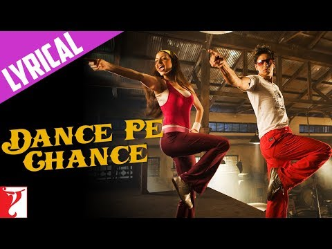 Song With Lyrics - Dance Pe Chance - Rab Ne Bana Di Jodi video