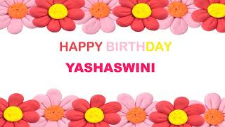 Yashaswini   Birthday Postcards & Postales