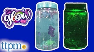 So Glow DIY Magic Jar Kit from Canal Toys