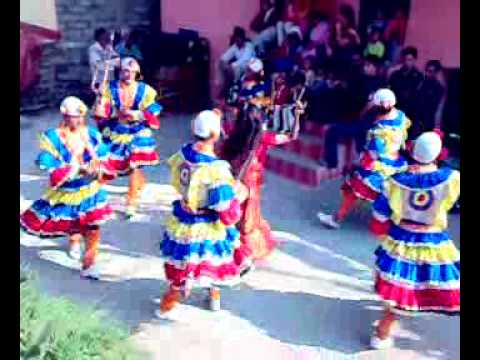 Kumaoni Chalia Dance - Part 1
