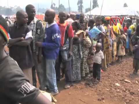 Congo Conflict: 16000 cross into Uganda