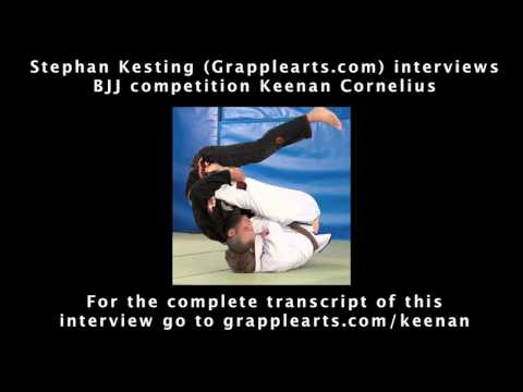 Keenan Cornelius on BJJ Training & Competition at a World Class Level (audio only) Image 1