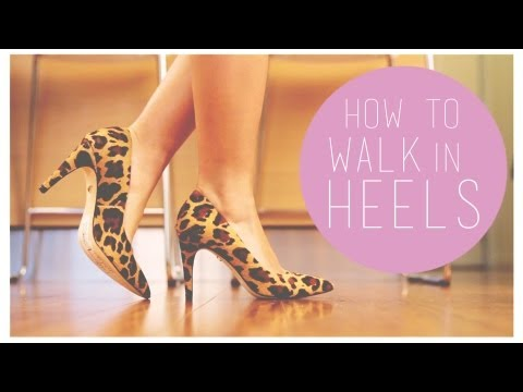 How To Master The High Heel video