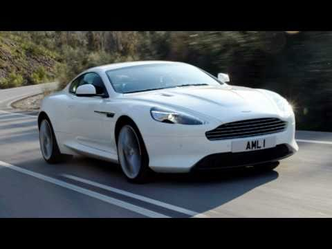 Top Gear March Magazine Aston Martin Virage Review First Drive Gallery 720p