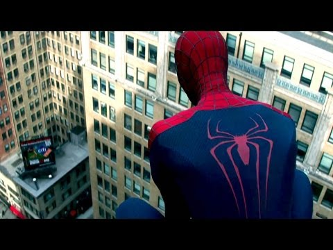 Andrew Garfield is Spiderman - THE AMAZING SPIDERMAN 2 Featurette