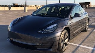 The Tesla Model 3 Is Actually UNDER-HYPED!---2018 Tesla Model 3 Review