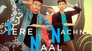 Tere Naal Nachna Dance By Ravitushar And Devil Soni   Feat. Badshah   Nawabzaade