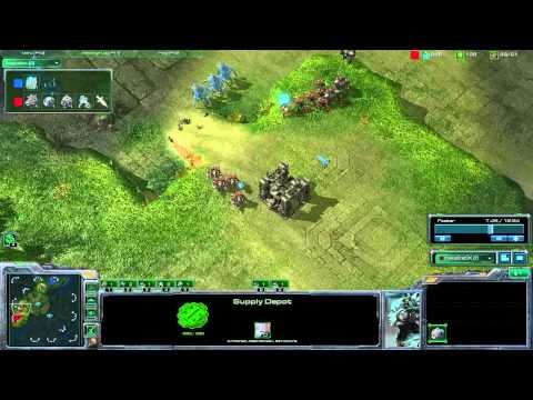 StarCraft 2 - [T] MMM With Fast Medivac - Strategy
