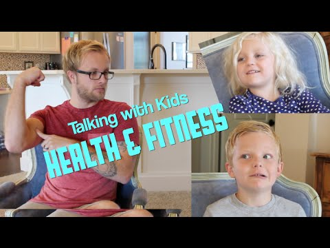 Talking with Kids: HEALTH & FITNESS