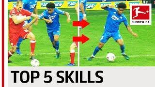 Top 5 Best Skills October - Nelson, Sancho, Haller & More
