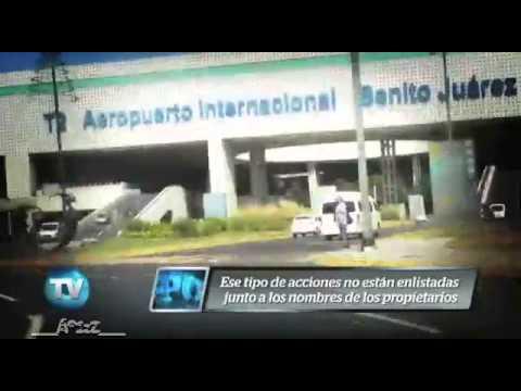 Tráfico de influencias y corrupción en los taxis del Aeropuerto Internacional de la Cd. de México.