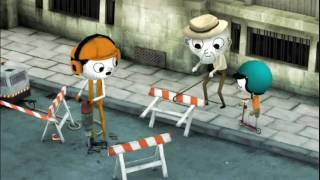 Phim hoat hinh - Hoạt hình ngắn: Những rung động của cuộc sống