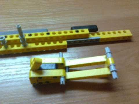Lego Sniper V2 Instructions Part 1