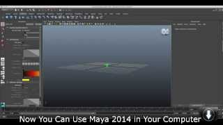 How To Download Maya 2014