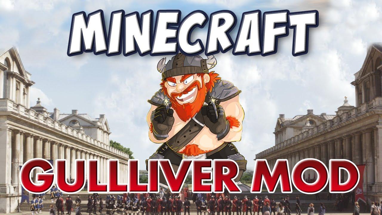 Minecraft Giant Mod Mod Grow to Giant-size