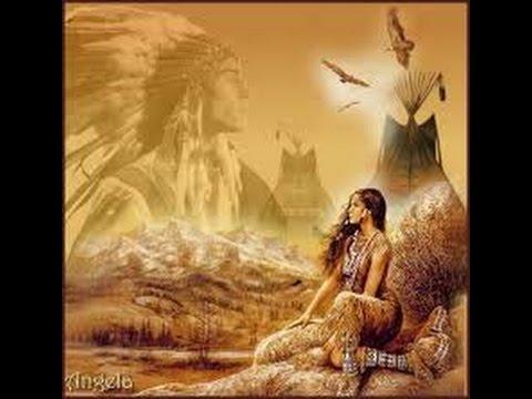 Bellissima Musica degli Indiani d' America, Musica Spirituale dei Nativi Americani