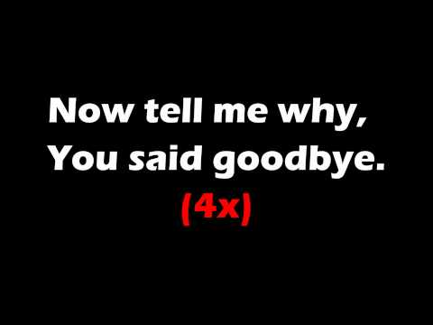 Amna - Tell Me Why (2011) with LYRICS on screen