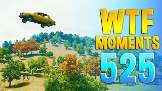 PUBG Daily Funny WTF Moments Highlights Ep 525