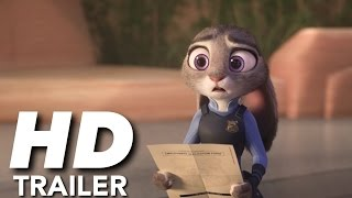 If ZOOTOPIA Was a Dramatic Movie - (HD Movie Trailer)