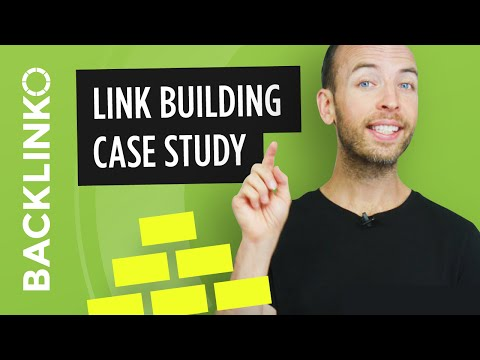 Link Building Case Study: My #1 Strategy For 2016