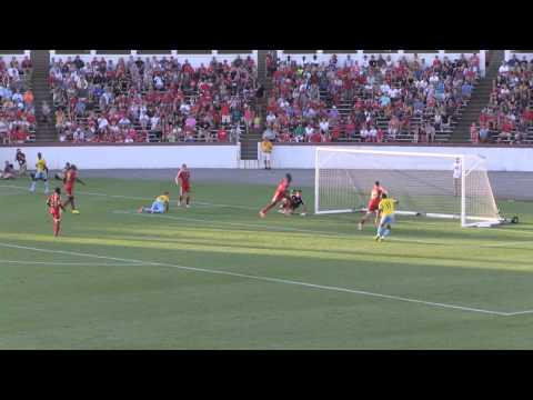 Highlights: Richmond Kickers 0-3 Crystal Palace