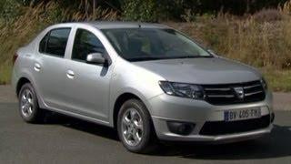 2013 Dacia Logan - Renault Logan / Тест-драйв