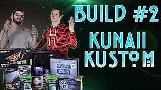 Kunaii Kustom -  Part 2 - The Build