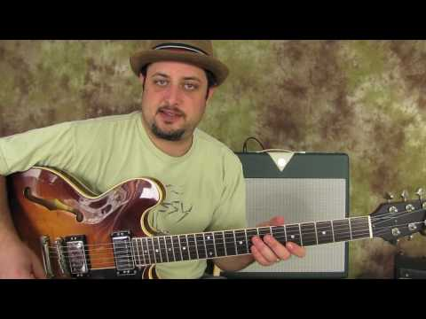 Learn Guitar - Pentatonic Scale Patterns to practice - How to solo on guitar Music Videos