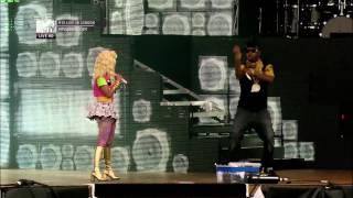 Nicki Minaj - Live At Wireless Festival [HD 1080p]