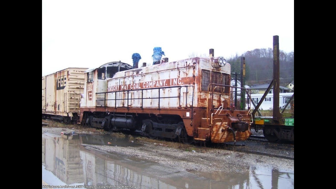 Sw9 locomotive