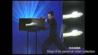 Marco Tempest first Video act, 90