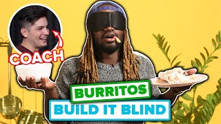 People Try To Make Burritos While Blindfolded