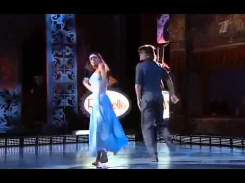 Irina Perren and Peter Chernyshev 'The Golden City'  Bolero, Episode 3