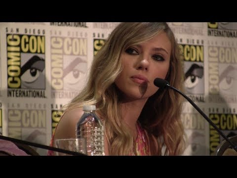 Captain America 2 press conference with full cast and filmmakers at San Diego Comic-Con 2013