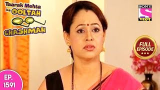 Taarak Mehta Ka Ooltah Chashmah - Full Episode 1591 - 30th November, 2018