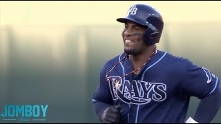 Yandy Diaz hits two home runs in the Wild Card Game, a breakdown