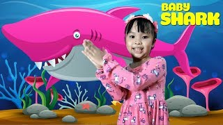 BABY SHARK ♥ KIDS DANCING ♥ BÉ SỮA BÉ KEM ♥