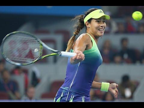 2015 China Open Second Round   Ana Ivanovic vs Venus Williams   WTA Highlights