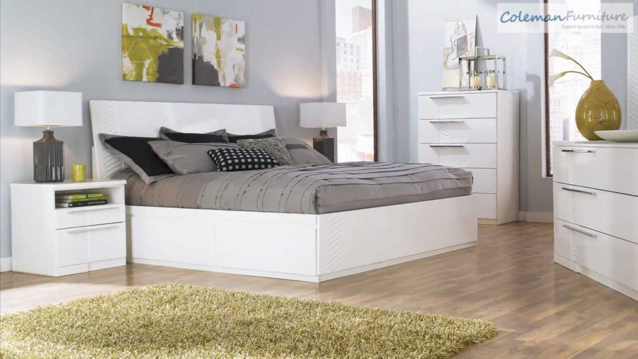 Jansey Bedroom Furniture From Millennium By Ashley YouTube