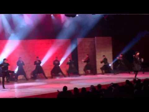 Mkhedruli - Istanbul Kafkas Dance Ensemble - 2012