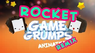 Game Grumps Animated: Rocket Grumps! (CHETREO REMIX) - Pixlpit Animations
