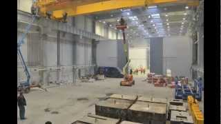 TES - New facility for testing electric machines