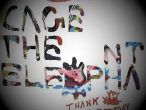 Cage The Elephant - Carry Me In