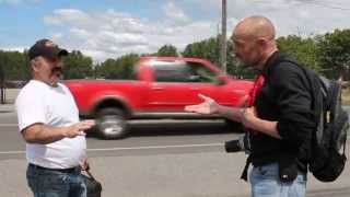 "Open Carry ""Stop"" at Port of Tacoma,Washington"