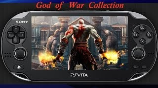 Обзор God of War Collection