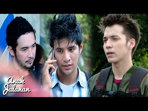 Tristan Sombong Mau Hajar Boy Dan Rocky [Anak Jalanan] [23 Des 2016]