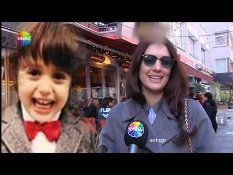 Bergüzar Korel Ergenç ve Oğlu Ali - ShowTv
